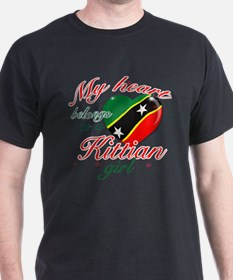 Kittian Valentine's designs T-Shirt