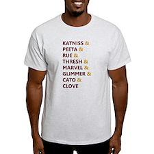 Katniss & Peeta & Rue T-Shirt