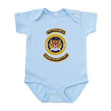 US - NAVY - USS America Infant Bodysuit