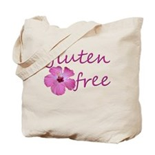 Gluten-Free Hibiscus Tote Bag