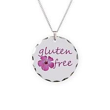 gluten-free hibiscus Necklace