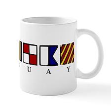 Nautical Uruguay Mug
