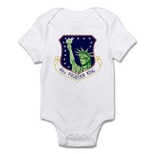 48th Fighter Wing Infant Bodysuit
