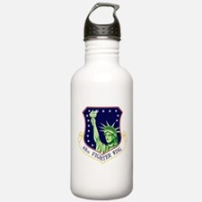 48th Fighter Wing Water Bottle