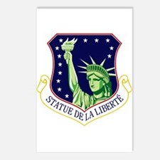 48th Fighter Wing Postcards (Package of 8)
