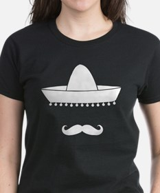 Mexican moustache Tee