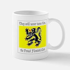 Proud Flemish Lion Mug