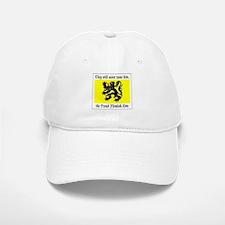 Proud Flemish Lion Baseball Baseball Cap
