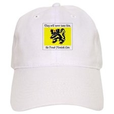 Proud Flemish Lion Baseball Cap