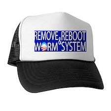 Reboot Trucker Hat