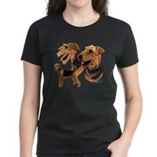 Airedale Terrier Tee