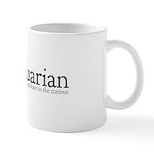 Antiquarian - White Mug