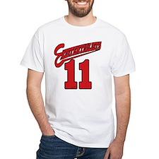 camus frontAGAIN T-Shirt