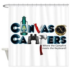 New Section Shower Curtain