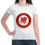 Heroines of jericho Jr. Ringer T-Shirt