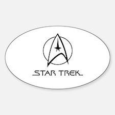 Star Trek Classic Decal