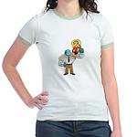Gobukan Jr. Ringer T-Shirt