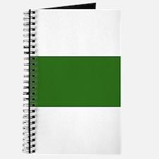 Libya Libyan Blank Flag Journal