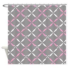 Cute Pop Shower Curtain