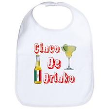 Cinco De Drinko Bib