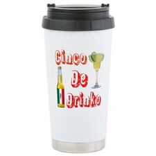 Cinco De Drinko Travel Mug