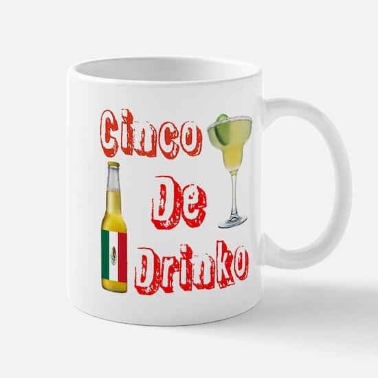 Cinco De Drinko Mug