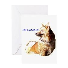 icelandic Greeting Card