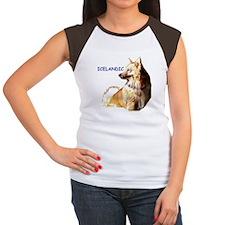 icelandic Women's Cap Sleeve T-Shirt