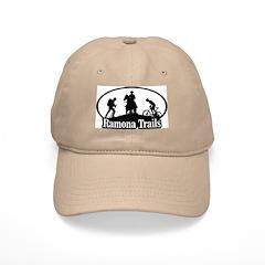 Baseball Cap with silhouette logo
