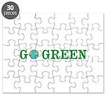 Go Green Merchandise Puzzle