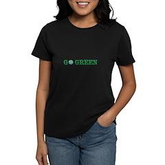 Go Green Merchandise Tee