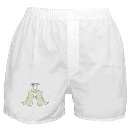 T rex hug Boxer Shorts