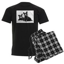 Scottie Dogs Pajamas