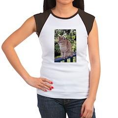 Bob in Summer Women's Cap Sleeve T-Shirt