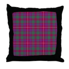 Tartan - Geddes Throw Pillow