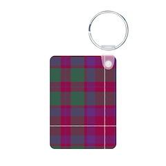Tartan - Geddes Keychains