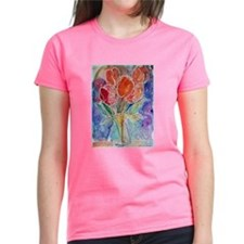 Red Tulips Tee