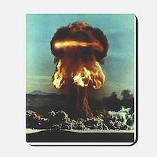 Grable Nuclear Test Mousepad