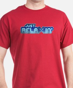 Lacrosse Just ReLAXin' T-Shirt