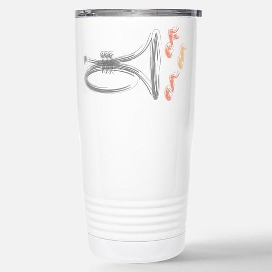 Mellphone Sketch Stainless Steel Travel Mug