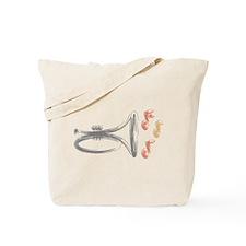 Mellphone Sketch Tote Bag
