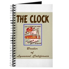 The Clock Broiler Lynwood Journal