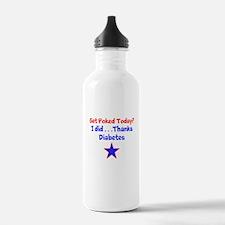 Cute Insulin pump Water Bottle