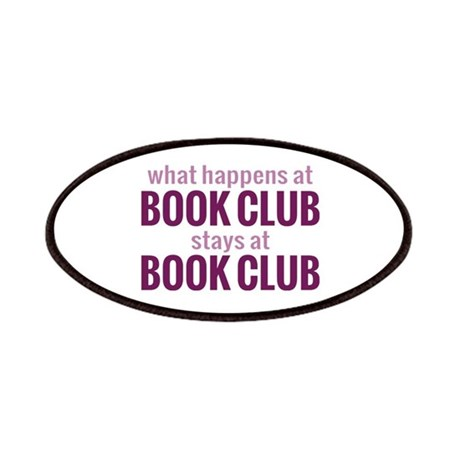 What Happens at Book Club Patches