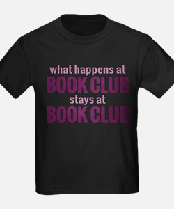 What Happens at Book Club T