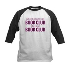 What Happens at Book Club Tee