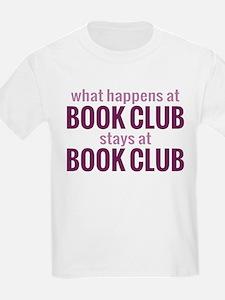 What Happens at Book Club T-Shirt