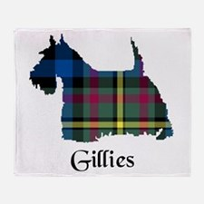 Terrier - Gillies Throw Blanket
