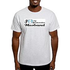 I love my Guatemalan Husband T-Shirt