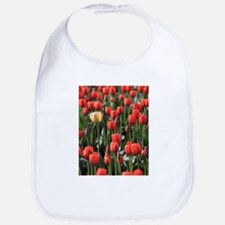 Tulips Bib